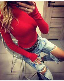 Bluza - koda 5256 - rdeča