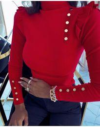 Bluza - koda 11483 - 2 - rdeča