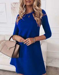 Obleka - koda 8201 - modra