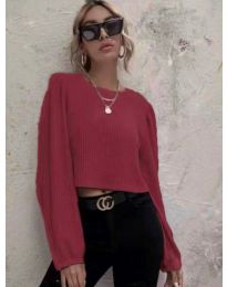 Bluza - koda 5932 - bordo