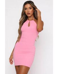 Obleka - koda 11936 - roza