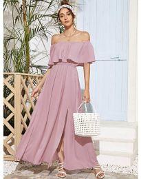 Obleka - koda 698 - roza