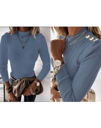 Bluza - koda 9930 - svetlo modra