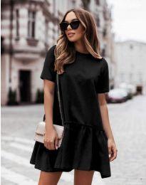 Obleka - koda 11890 - črna