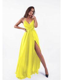 Obleka - koda 5500 - rumena