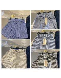 Kratke hlače - koda 7171 - večbarvna