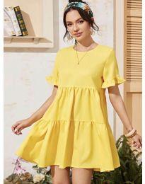 Obleka - koda 0033 - rumena