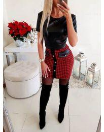 Obleka - koda 3103 - črna