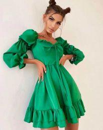 Obleka - koda 8469 - zelena