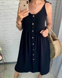 Obleka - koda 1472 - 1 - črna