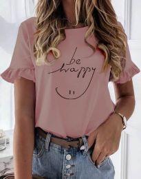 Majica - koda 1038 - roza