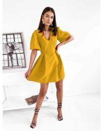 Obleka - koda 0807 - gorčica