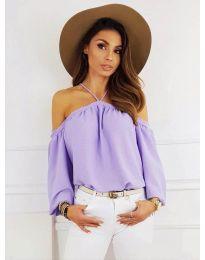 Bluza - koda 6561 - vijolična