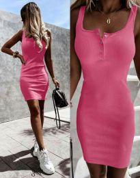 Obleka - koda 9458 - roza