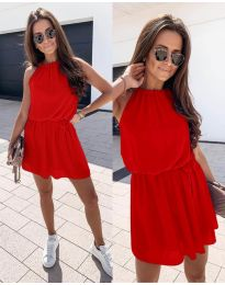 Obleka - koda 513 - rdeča
