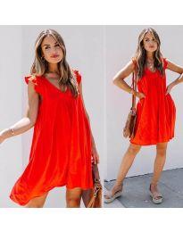 Obleka - koda 5090 - rdeča