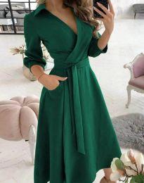 Obleka - koda 2861 - zelena