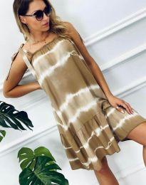 Obleka - koda 6426 - 2 - bež