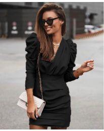 Obleka - koda 870 - črna