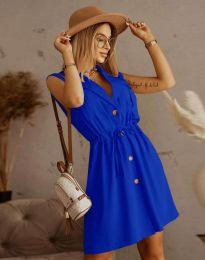 Obleka - koda 2702 - modra