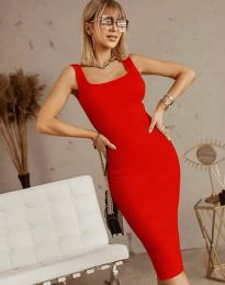 Obleka - koda 5965 - rdeča