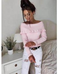 Bluza - koda 7131 - roza
