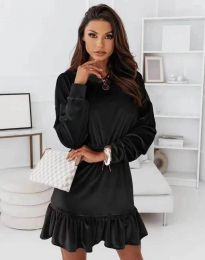 Obleka - koda 0424 - črna