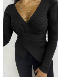 Bluza - koda 6322 - črna