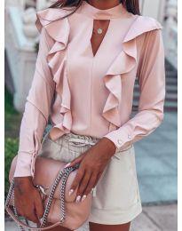 Bluza - koda 7715 - roza