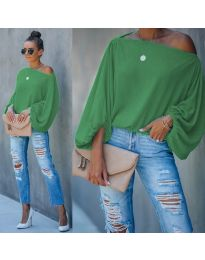 Bluza - koda 5151 - zelena