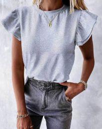 Majica - koda 6215 - temno siva