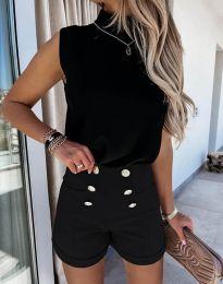 Kratke hlače - koda 6815 - črna