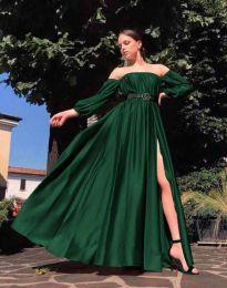 Obleka - koda 1879 - zelená