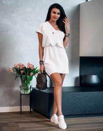 Obleka - koda 3214 - bela