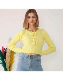Bluza - koda 6365 - rumena