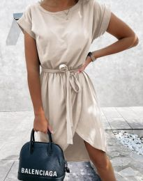 Obleka - koda 2074 - bež