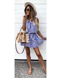Obleka - koda 038 - večbarvna