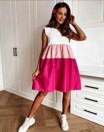 Obleka - koda 81777 - 2 - farebná