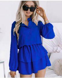 Obleka - koda 4093 - modra