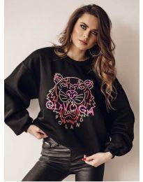Bluza - koda 5956 - črna