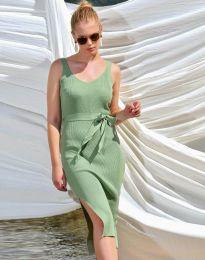 Obleka - koda 2722 - zelena