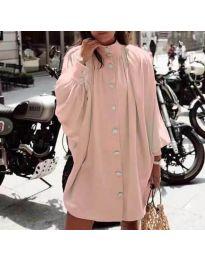 Obleka - koda 0899 - roza