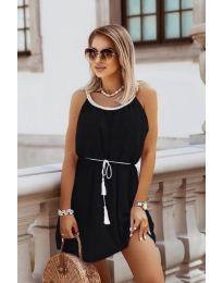 Obleka - koda 8800 - črna