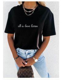 Majica - koda 36755 - črna
