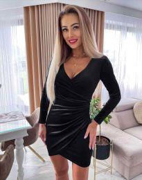 Obleka - koda 3872 - črna