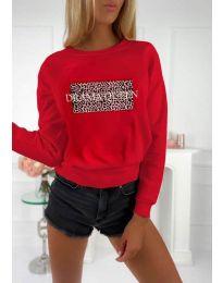 Bluza - koda 3994 - rdeča