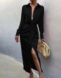 Obleka - koda 6459 - črna