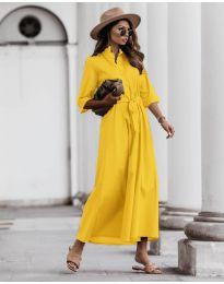 Obleka - koda 0900 - rumena