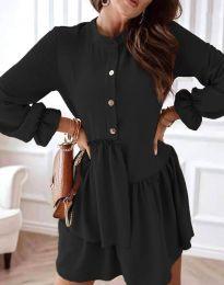 Obleka - koda 2829 - črna