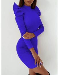 Obleka - koda 9303 - modra